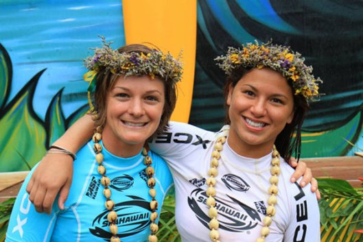 SeaHawaii Pipeline Pro Women's Competitors