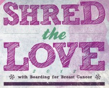 Shred the love